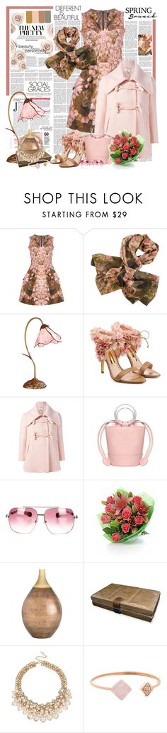 """""""Different is Beautiful"""" by summersunshinesk7 ❤ liked on Polyvore featuring McQ by Alexander McQueen, Dale Tiffany, Rupert Sanderson, Chloé, Chrome Hearts, Arteriors, Mele & Co. and Michael Kors"""