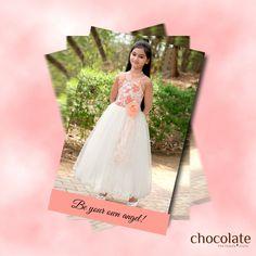Be ur own angel when u dress up in Chocolate Family apparels! www.chocolatefamily.com #kidsfashion #fashionforkids
