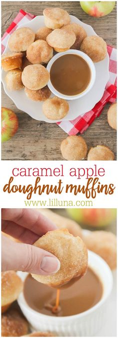 Caramel Apple Doughn