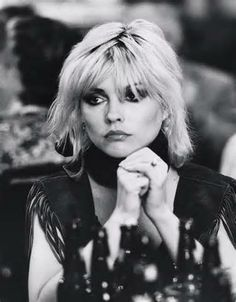 debbie harry blondie -
