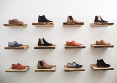 We love shoes from 'Pied de biche'