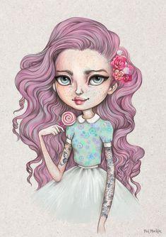 Mel Macklin | Candy
