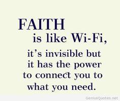 my faith is my life
