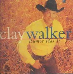 Precision Series Clay Walker - Rumor Has It, Blue