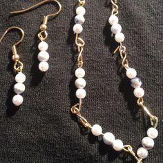 Pearl and mixed bead set
