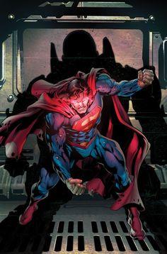 Batman Vs Superman, Arte Do Superman, Mundo Superman, Superman Artwork, Superman Man Of Steel, Superman News, Superman Stuff, Comics Anime, Dc Comics Art