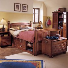 11 Stunning Boys Captains Bed