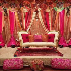 Image result for stage pictures for indian wedding