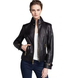 21 Best Women Bomber Leather Jackets Images Ladies Fashion