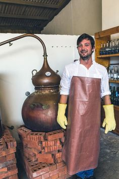 Hey France, This Cornish Distiller Might Make Better Pastis Than You