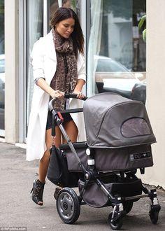 Jodi Gordon.. Sydney chic.. Viktor&Rolf for Bugaboo stroller..... - Celebrity Fashion Trends