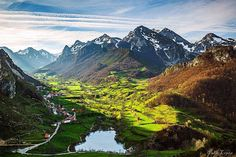 somiedo, asturias Spain