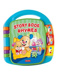 Fisher-Price Storybook Rhymes | littlewoods.com