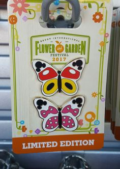 A Pictorial Of The Fabulous Merchandise From the 2017 Epcot Flower and Garden Festival!