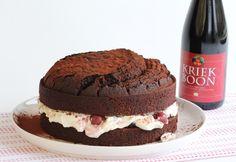 Heerlijke Kriekentaart uit het boek: mijn favoriete desserts van Janneke Philippi!