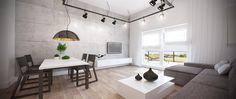 mieszkanie 50m2 aranżacja - Szukaj w Google