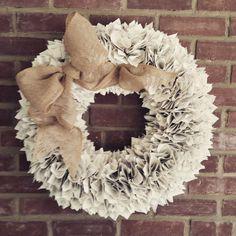Hynmal Page Wreath