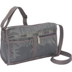 LeSportsac Deluxe Shoulder Satchel Satchel,Zinc,One Size - http://www.besthandbagsdeals.co/shoulder-bags/satchel/lesportsac-deluxe-shoulder-satchel-satchelzincone-size/ #Deluxe, #LeSportsac, #One, #Satchel, #Shoulder, #Size, #Zinc