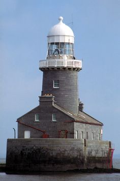 Beeves Rock Lighthouse · County Clare · Shannon ·