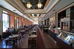 cafe - Slavia,Prague