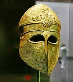 Know Your Ancient Greek Helmets: From Attic to Phrygian Classical Greece, Classical Period, Mycenaean, Minoan, Greek Helmet, Corinthian Helmet, Helmet Armor, Trojan War, Iron Age