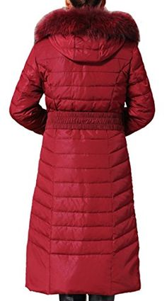 Galsang Women's Winter Thicken Fur Hooded Long Down Parka#0134  http://www.yearofstyle.com/galsang-womens-winter-thicken-fur-hooded-long-down-parka0134/