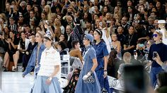 CHANEL SS 2016 - CHANEL AIRLINES .........I WILL FLY WITH YOU ! | AudreyWorldNews fashion luxury lifestyle