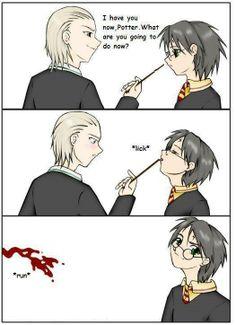 Draco x Harry (Harry Potter)