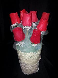 Soap, rose, gül sabun, sevdiklerinize özel günlerde solmayan güller hediye edin... Özel siparis alinir..