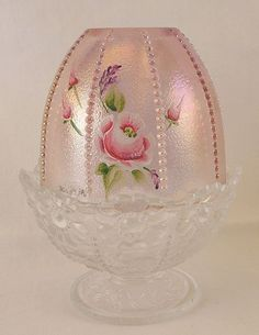 Fenton Art Glass - Zoom Item: 08405HP6 - Category: