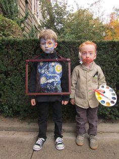 Van Gogh halloween costume