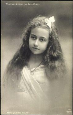 Princesse Antonia de Luxembourg