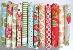 Marmalade Fat Quarter Fabric Bundle. $29.00, via Etsy.