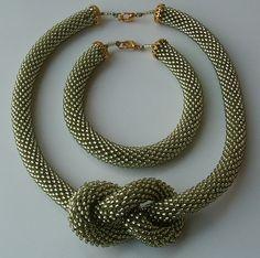 Love making crochet ropes