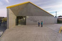 Galería - Edificio Escuela Manuel Anabalón Saez / Gubbins Arquitectos - 21