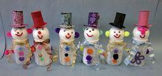 Christmas & Holiday Decorating with Mason Jars (Canning Jars) - Amy Bayliss