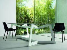 base mesa madera