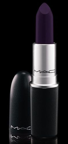 I need this. Heading downstairs to the Mac counter now.  Update: not available in stores, only online. MAC Cosmetics: Lipstick in Gunner