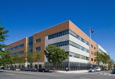 Intermediate School / High School 362, Bronx NY by Dattner Architects