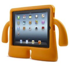 Perfect kid friendly case for your iPad