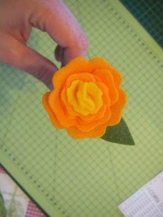 Annaelle: Still flowers ... pannolenci though!