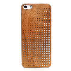 iPhone 5 Cover Halftone Cherry  by LASELAB