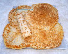 Crêpes Amarante-Millet Sans oeuf sans gluten ni lactose - Naturellement Rose…