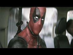 DEADPOOL TEST FOOTAGE HD. Never not repin!!! This is probably the best geek thing to happen this year!!