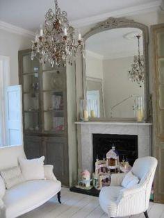 beautiful gray living room