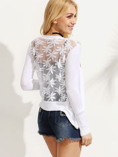 White+Embroidered+Mesh+Back+Cardigan+11.99