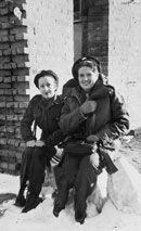 RAANC  nurses in Korea 1953