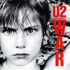 U2 - War. 1983