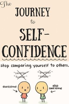 We all have moments where we compare ourselves to others. But, in order for us to have true self-confidence we need to find ways of not doing that. We are all fabulous and we all have special gifts to share with the world! Read this article for some tips