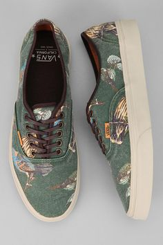 #Astigmatism | Vans Authentic CA Birds Sneaker